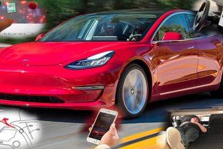 ¿Sabes cuáles son las cosas que hacen del Tesla Model 3 un coche único?