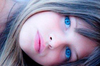 Así está ahora, a sus 16 añitos, quien fuera la niña más bella del mundo