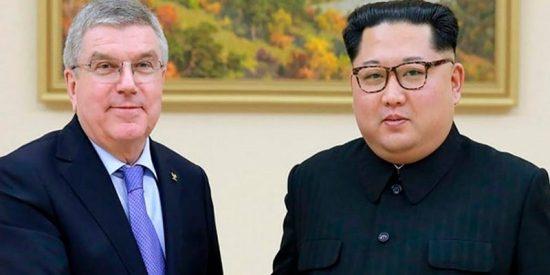 ¿Sabías que el COI ayudará a Corea del Norte a prepararse para los JJ.OO.?