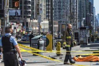 Los obispos católico y anglicano de Toronto se unen para condenar el ataque que causó una decena de muertos