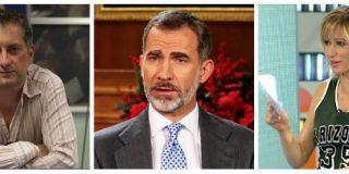 El marido independentista de Susanna Griso se 'corona' con otro violento ataque al Rey Felipe VI