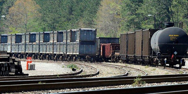 Este 'tren de la mierda' atufó terriblemente a un pueblo de Alabama