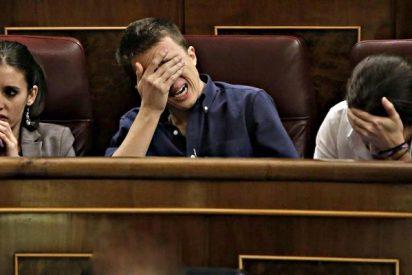 Tremendo cachondeo en Twitter con Errejón a cuenta de los mellizos de Iglesias y Montero