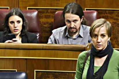 El sueldazo de Tania Sánchez, diputada rasa de Podemos y ex de Pablo Iglesias