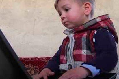 Este afgano bautiza a su hijo con el nombre de Donald Trump