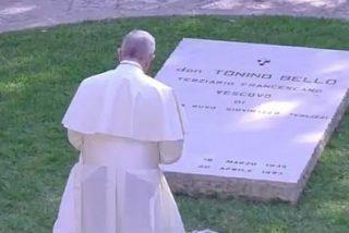 """Francisco, en la patria de don Tonino: """"La guerra genera pobreza, y la pobreza genera guerras"""""""