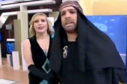 Cuando tientas a la suerte en la tele Asturiana y te mandan de paseo