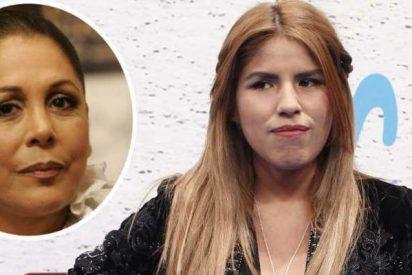 Chabelita invita a Jorge Javier Vázquez a su boda a pesar de que Isabel Pantoja le odia