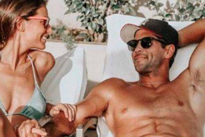 El merecido descanso de Fernando Verdasco y Ana Boyer en Bahamas tras liarla en el Open de Miami