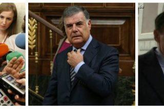 Los reporteros 'gonzos' de Atresmedia: acoso a los políticos del PP y protección a los corruptos del ERE