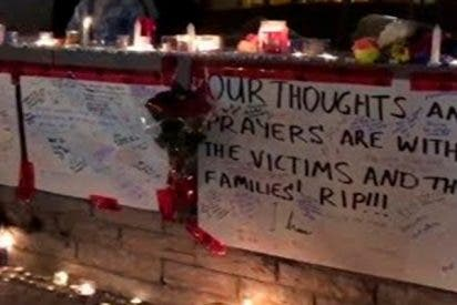 Emotiva vigilia para honrar a las víctimas atropelladas en Canadá