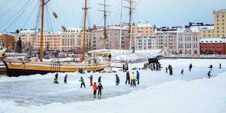 Viaja a las capitales más frías del mundo