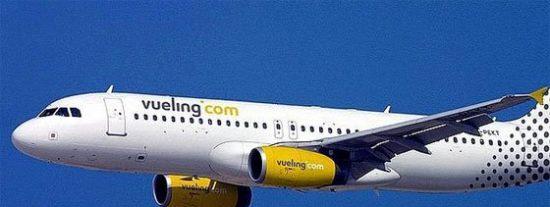 Vueling anuncia la cancelación de 92 vuelos este fin de semana por la huelga en El Prat