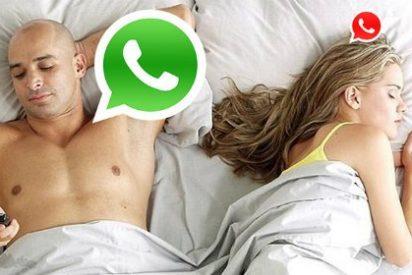 El truco de WhatsApp para saber si tu pareja te la está pegando