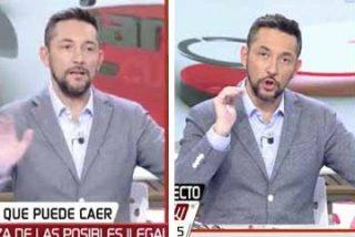 Odio a la derecha española en Cuatro: Javier Ruiz deja que Willy Toledo y la sindicalista furiosa vomiten toda su rabia sobre todo el PP