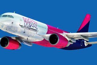 Wizz Air desmiente las acusaciones del Ministerio de Consumo