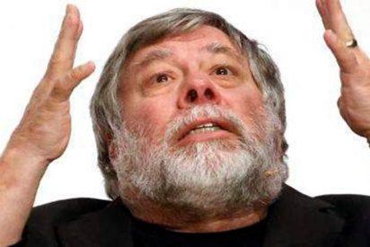 Wozniak borra su cuenta de Facebook