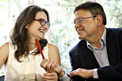 ¡Empapelados¡: La juez ve delito en los pufos en la red para financiar a PSOE y Compromís