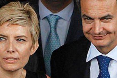 Pillan 'in fraganti' al inefable Zapatero y a su mujer, Sonsoles