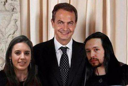 La sorpresa doble que se escondía tras la relación entre Zapatero e Iglesias