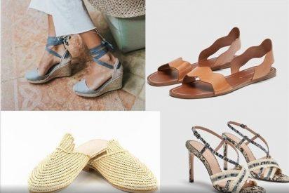 Descubre cuáles son los zapatos de moda para este verano