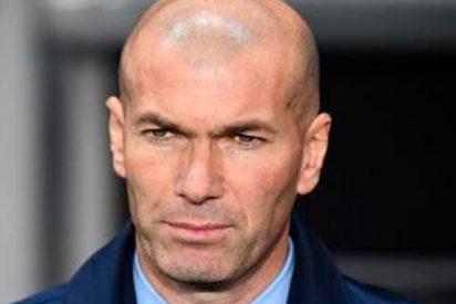 Zidane habla de los 'suplentes' Bale y Benzema sin pelos en la lengua