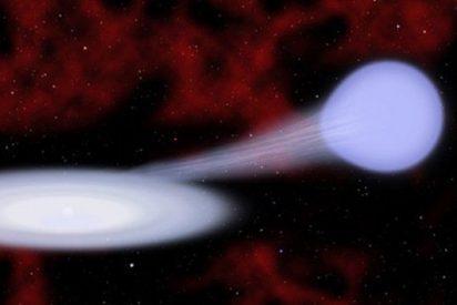 Telescopio Hubble: Un ladrón estelar es el compañero superviviente de una supernova