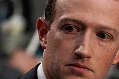 """Zuckerberg ante el Congreso: """"Fue mi error, lo siento"""""""