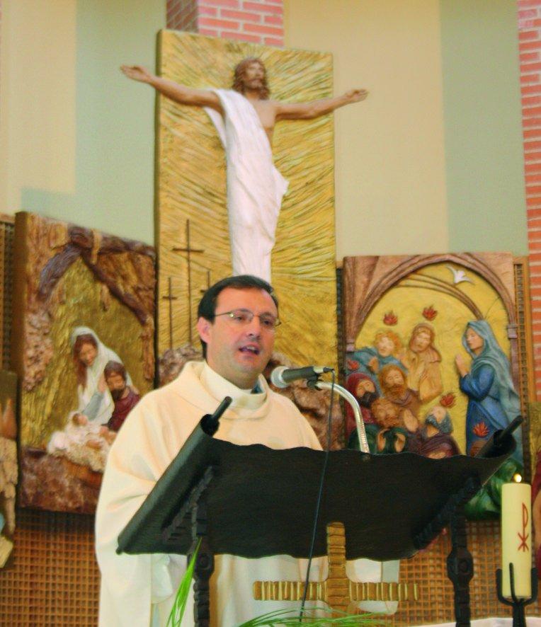 José Antonio Álvarez Sánchez, nuevo rector del Seminario de Madrid