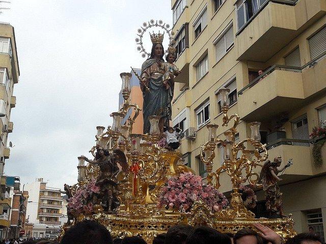 La Familia Salesiana celebra María Auxiliadora