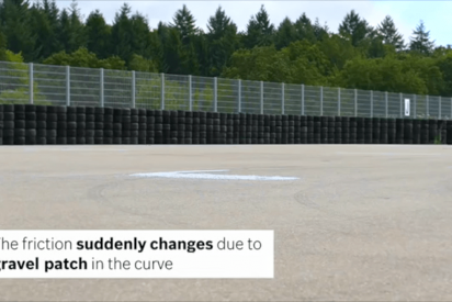 """Bosch propone """"tecnología espacial """" para evitar los accidentes de motos"""
