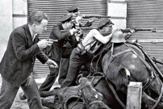 1936: El fusilamiento en directo de 4 'nacionales' en Cataluña