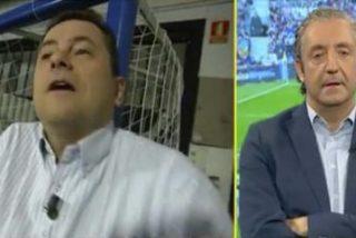Tomas Roncero manda a todo 'El Chiringuito' a hacer puñetas cuando le dicen que no sabe de fútbol