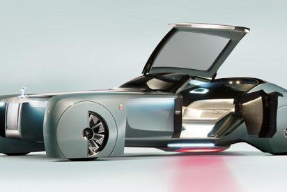 Así serán los Rolls-Royce en un futuro no muy lejano
