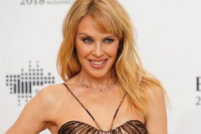 La señora Kylie Minogue cumple 50 años y lo celebra estrenando nuevo trabajo