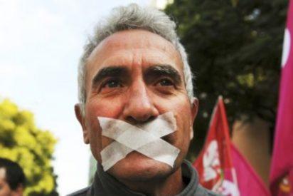 'Caraduras sin fronteras': el Club de la Comedia del podemita Diego Cañamero