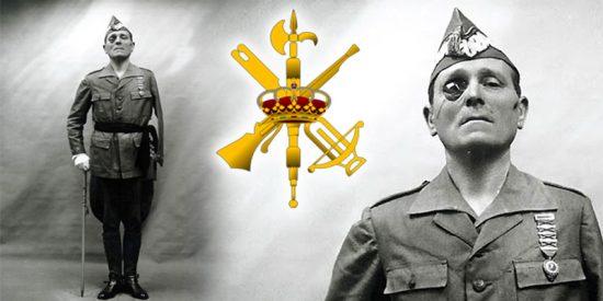 Se cumplen 100 años de la legendaria Legión Española y el Gobierno PSOE-Podemos ni se acuerda