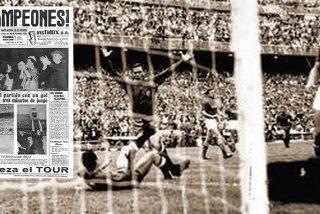 La Eurocopa 64, el mayor triunfo deportivo de la España de Franco, tuvo truco