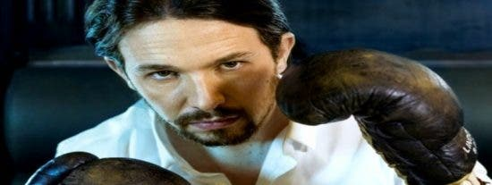 Pablo Iglesias: el pichafloja que va de matón