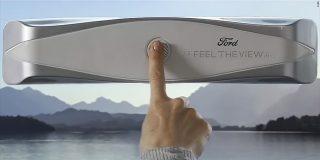 Coche y Viaje: gracias a Ford los ciegos pueden 'ver' el paisaje por la ventanilla a través de vibraciones