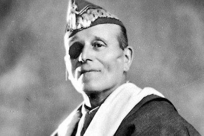 Millán Astray, el militar cojo, manco y tuerto que creó la Legión Española