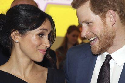 'YouPorn' hace una oferta millonaria a Meghan Markle, la mujer del príncipe Harry