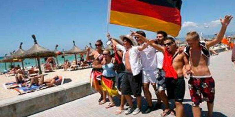 Los alemanes ya no quieren veranear en Mallorca y prefieren las Islas Griegas y la costa portuguesa