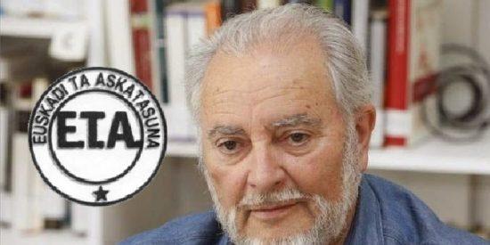 """Que le den ya a Anguita el carnet de podemita: """"No es esencial que ETA pida perdón"""""""