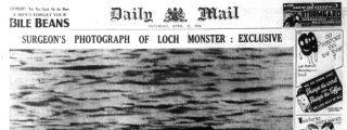 Buscan el ADN del monstruo del Lago Ness