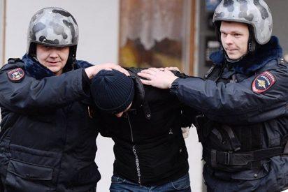 Así atrapan los rusos a 5 miembros de Estado Islámico