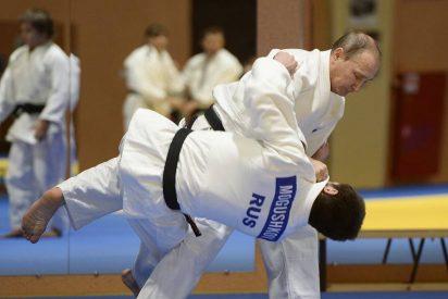 Valdimir Putin: el judo y los otros 6 deportes que practica el nuevo zar de Rusia