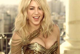 Shakira: el cantante Will.I.Am coquetea con  la colombiana y Piqué se pone celoso