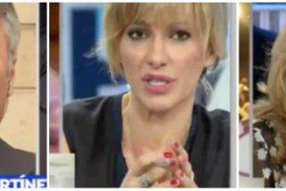 Griso sale al rescate de Elisa Beni tras ser vapuleada sin contemplaciones por el abogado de 'La Manada'