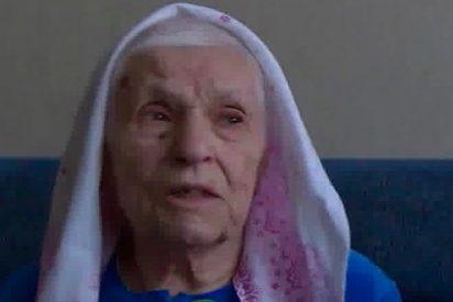 Esta abuela explica su secreto para vivir 100 años